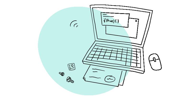Fotografija telefona, kompjutera, slušalica, tableta